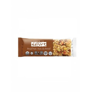 BARRITAS NUECES BRASIL 40G TASTE NATURE