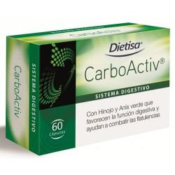 CARBOACTIV 60CAP DIETISA