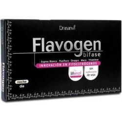 FLAVOGEN DIA/NOCHE 60CAP DRASANVI