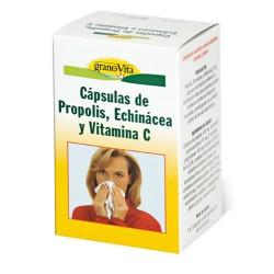 CAPSULAS RESFRIADO 75CAP GRANOVITA