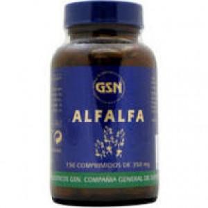 ALFALFA 350MG 150 COMPRIMIDOS GSN