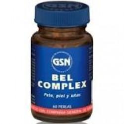 BEL COMPLEX 60 PERLAS CABELLOS Y UÑAS GSN