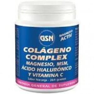 COLAGENO COMPLEX 364GR NARANJA GSN