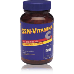 VIT C 520 MG 120 COMP GSN