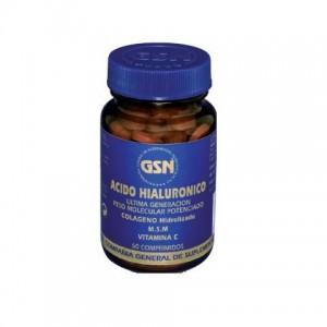 ACIDO HIALURONICO 60COMP GSN