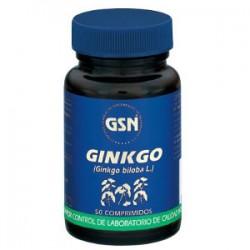 GINKGO BILOBA 2850MG 80COMP GSN