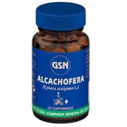 ALCACHOFERA 1000MG 60COMP GSN
