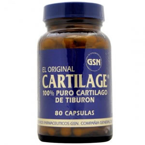 CARTILAGO TIBURON 740MG 80CAP GSN