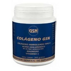 COLAGENO SABOR LIMON 340GR GSN