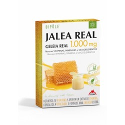JALEA REAL 20 AMPOLLAS 1000MG BIOPOLE