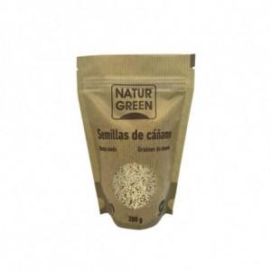 SEMILLAS DE CAÑAMO 200GR NATUR GREEN