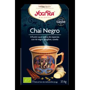 YOGI TEA BLACK CHAI 17 FILTROS