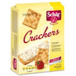 CRACKERS 210GR SCHAR