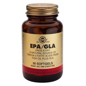 EPA/GLA 30CAP SOLGAR