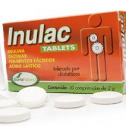 INULAC 30COMP SORIA NATURAL