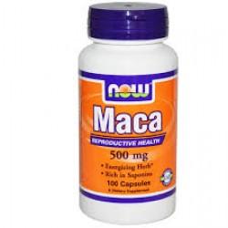 MACA 500MG 100CAP NOW