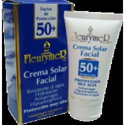 CREMA SOLAR FACIAL F50+ 80ML FLEURYMER