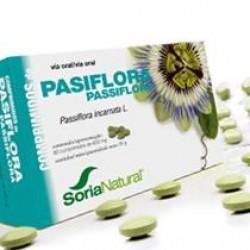 PASIFLORA 600MG 60COMP SORIA NATURAL