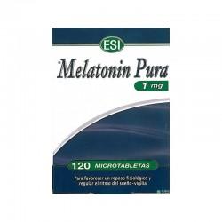 MELATONINA PURA 1MG 120 MICROTABLETAS ESI