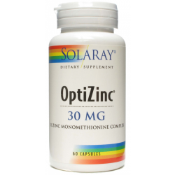 OPTIZINC 30MG 60CAP SOLARAY