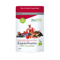 SUPERFRUITS 200GR BIOTONA