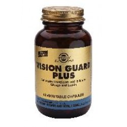VISION GUARD PLUS 60CAP SOLGAR