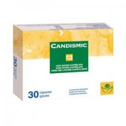 CANDISMIC 400MG 30CAP BIOSERUM