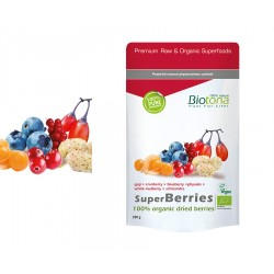 SUPER BERRIES 250GR BIOTONA