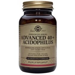 ACIDOPHILUS AVANZADO 40+ 60CAP SOLGAR