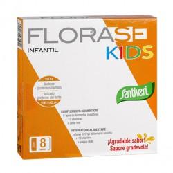 FLORASE KIDS 80ML 8 VIALES SANTIVERI