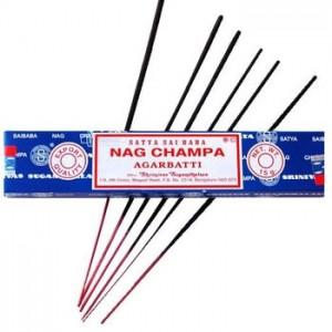 INCIENSO NAT CHAMPA 15 GR