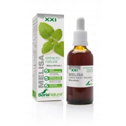 EXTRACTO MELISA XXI 50ML SORIA NATURAL