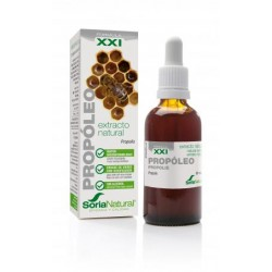 EXTRACTO PROPOLEO XXI 50ML SORIA NATURAL