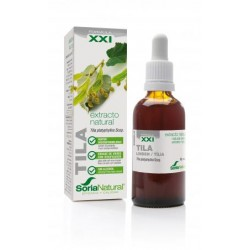 EXTRACTO TILA XXI 50ML XXI SORIA NATURAL