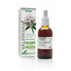 EXTRACTO VALERIANA XXI 50ML SORIA NATURAL