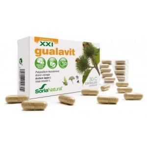 GUALAVIT 30-C 60CAP SORIA NATURAL