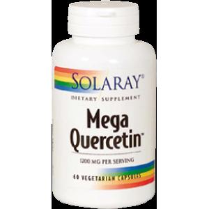 MEGA QUERCETIN 60CAPS SOLARAY