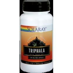 TRIPHALA 500MG 60CAP SOLARAY