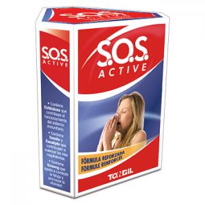 SOS ACTIVE 60ML 3BOTELLAS TONGIL