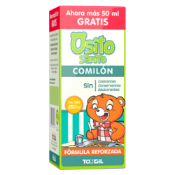 OSITO SANITO COMILON 250ML TONGIL