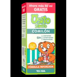 OSITO SANITO COMILON 250ML TONGIL