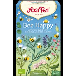 YOGI TEA BEE HAPPY 17 FILTROS