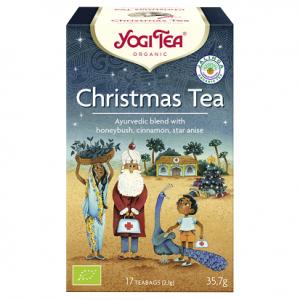 YOGI TEA CHRISTMAS 2020 17 BOLSITAS YOGI TEA