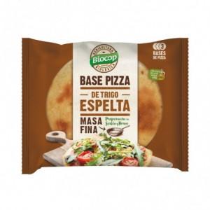 BASE PIZZA ESPELTA FINA 390GR BIO BIOCOP