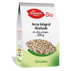 ARROZ INTEGRAL HINCHADO BIO 250GR EL GRANERO INTEGRAL