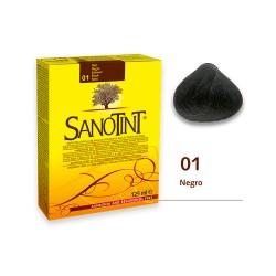 SANOTINT 01 NEGRO 125ML