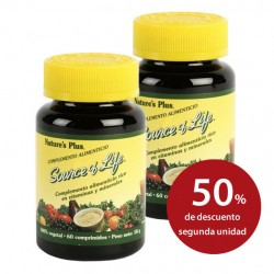 PACK SOURCE OF LIFE  2º UND 50% NATURE'S PLUS