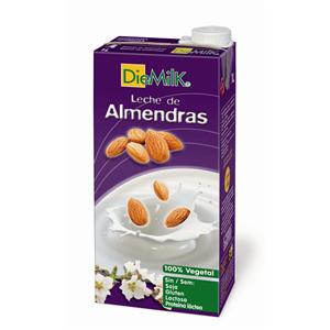 BEBIDA VEGETAL ALMENDRAS 1L DIEMILK
