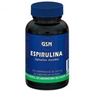 ESPIRULINA 120COMP GSN